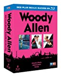 Coffret woody allen : minuit a paris ; match point ; scoop