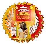 10 Stück - Wundmed® Wärmepflaster - Schmerzpflaster - Wärmekissen 13cm x 9,5cm
