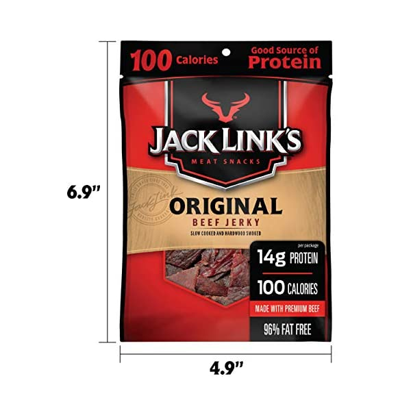 Health Shopping Jack Link's Beef Jerky Variety Pack