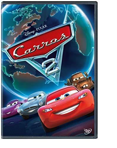 Carros 2 Dvd
