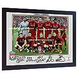 SGH SERVICES Poster 2019 Liverpool FC MO Salah Mohamed Mane