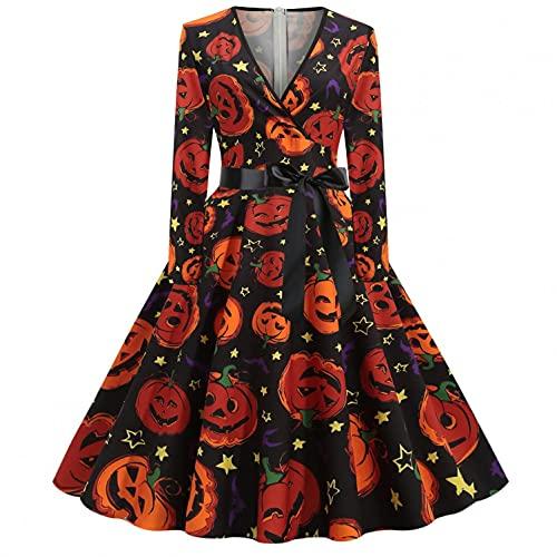 Blingko Kleider Damen Mode Kostüm...