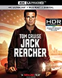 Jack Reacher (4K UHD + Blu-ray + Digital)