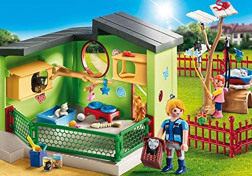 Playmobil - City Life 9276 Construction Game