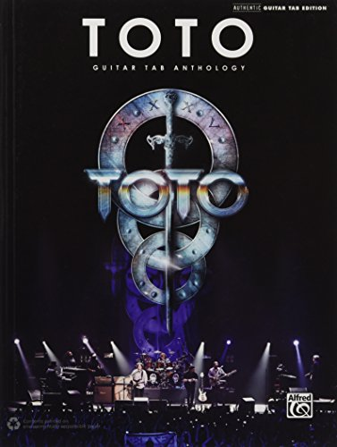 Price comparison product image Toto -- Guitar TAB Anthology