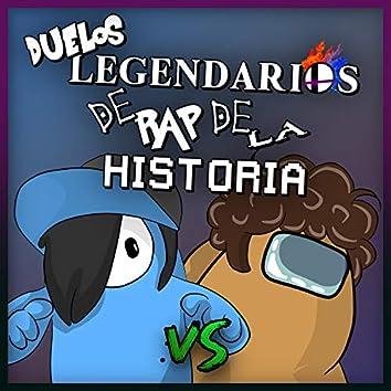 Among Us Vs Fall Guys (Duelos Legendarios de Rap de la Historia)