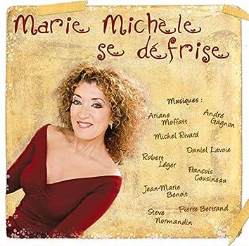 Marie Michèle se défrise