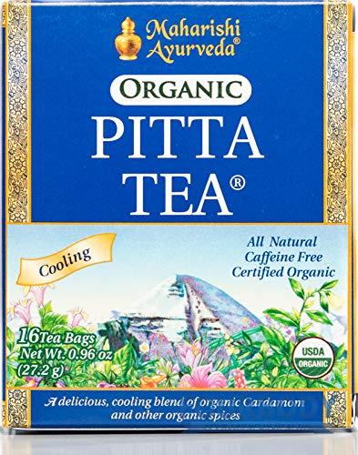 Maharishi Ayurveda Tisane Tisane Pitta Tisane avec épices de haute qualité 30g / 20 sachets de thé