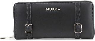 MURUA (ムルーア) ラウンド長財布 ベルトシリーズ MR-W831