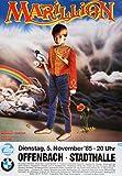Premium Poster/Plakat | DIN A1 | Wanddeko | Live Konzert