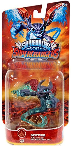 Skylanders Dark Spitfire *Superchargers*