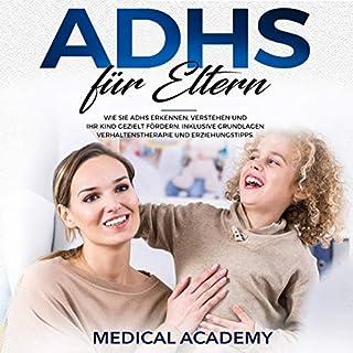 ADHS für Eltern Titelbild