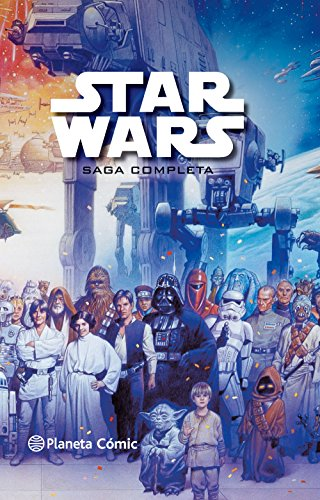 Star Wars La Saga (Star Wars: Recopilatorios Marvel)