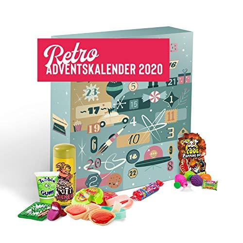 Retro Adventskalender (80er 90er 00er Nostalgie)