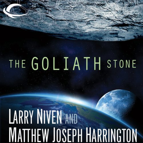 The Goliath Stone audiobook cover art