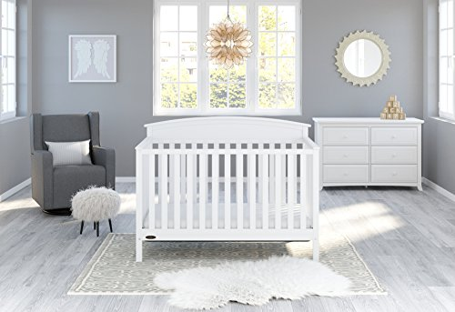 Graco Benton 4-in-1 Convertible Crib