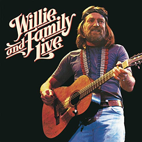 Willie And Family Live (2CD)