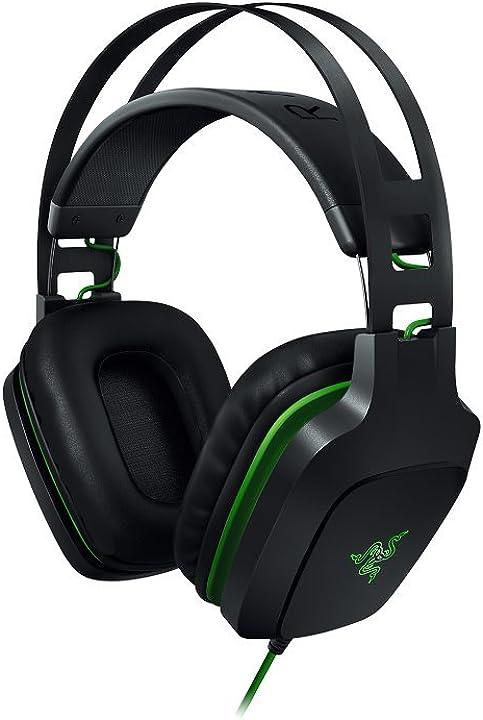 Cuffie gaming digitali usb per musica e gioco razer electra v2 rz04-02220100-r3m RZ04-02220100-R3M1