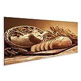 islandburner, Bild Bilder auf Leinwand Traditionelles Brot