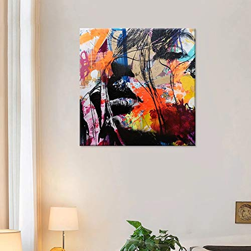 BGFDV Adorno François Nierli Cuchillo-Jet Pintura al óleo Obra de Arte gráfico Lienzo póster impresión Pared Arte Imagen decoración Sala de Estar