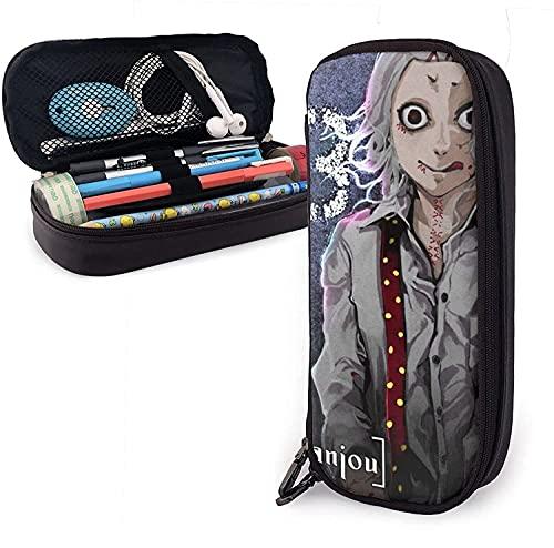 Estuche grande para lápices Tokyo Ghoul con gran capacidad para bolígrafos, suministros escolares para escuela secundaria, oficina, estudiantes universitarios, niña, niño y adolescente