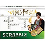 Mattel Games Scrabble Harry Potter Juego de mesa (Mattel GPW40)