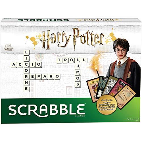 Mattel Games Scrabble Harry Potter Juego de mesa (Mattel GPW40)