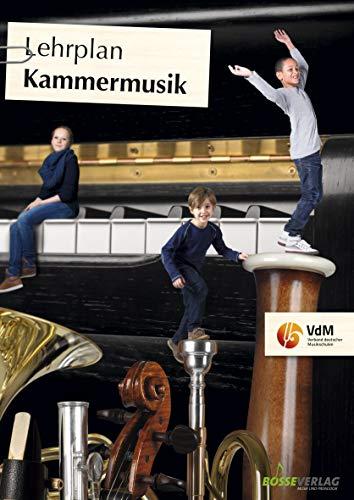 Lehrplan Kammermusik: epub2 (Lehrpläne des Verbandes deutscher Musikschulen e.V.)