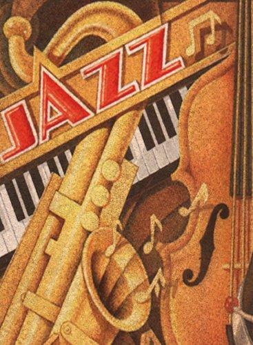Clementoni 30204.8 - Puzzle de Corcho de 500 Piezas, diseño de Jazz