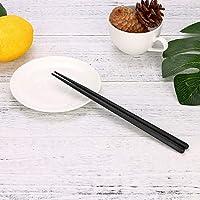 1ペア中国の箸すべり止め耐久性の合金ホット ポータブル寿司チョップスティックセット中国の箸 (Color : E, Size : フリー)
