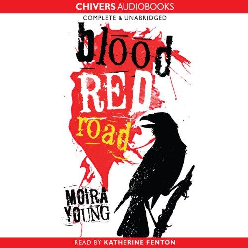 Couverture de Blood Red Road