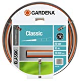 Gardena Manguera Classic Ø 15 mm Rollo de 20 m, Estándar, 3,55X3,55X1,15 cm