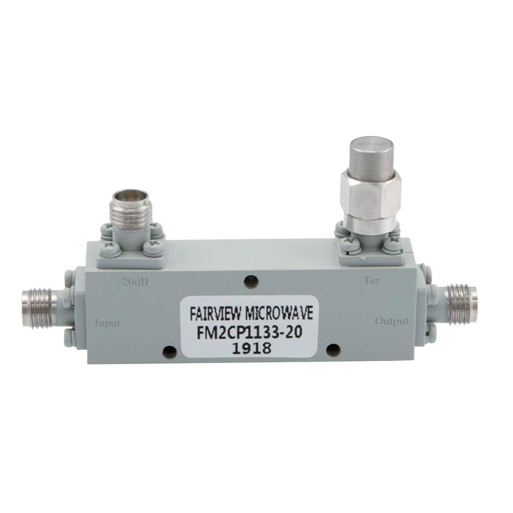 Fairview A NEW before selling surprise price is realized Microwave FM2CP1133-20 2.92mm 20 Directional Coupler dB