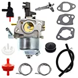 AUTOKAY 120-4419 Carburetor for Toro 421 & 621 Power Clear Replaces 38451 38452 38453 38454 38458 38459 38567 38588