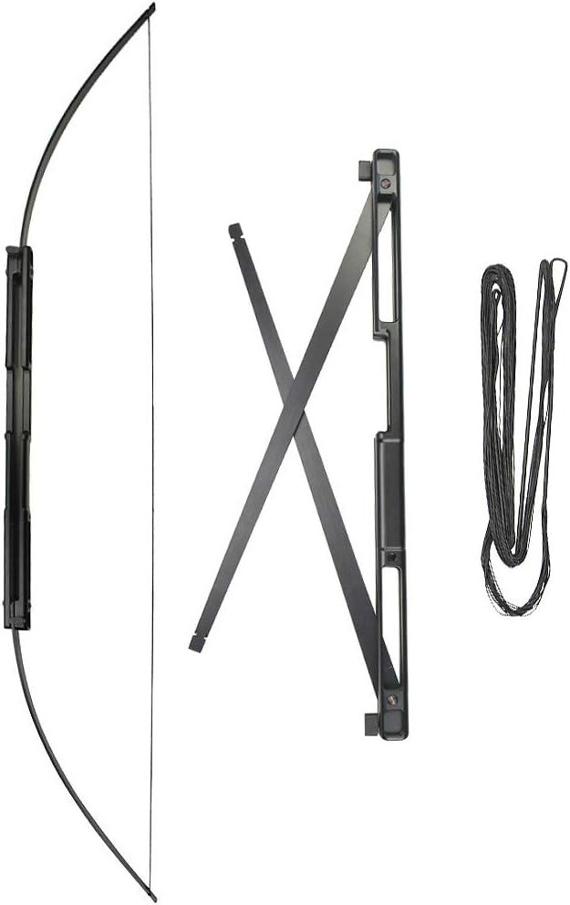 Acrhery 5 ☆ very popular Denver Mall Takedown Straight Bow 35 55 Lbs Portable Survival Bo