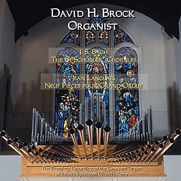 David H. Brock: Organist