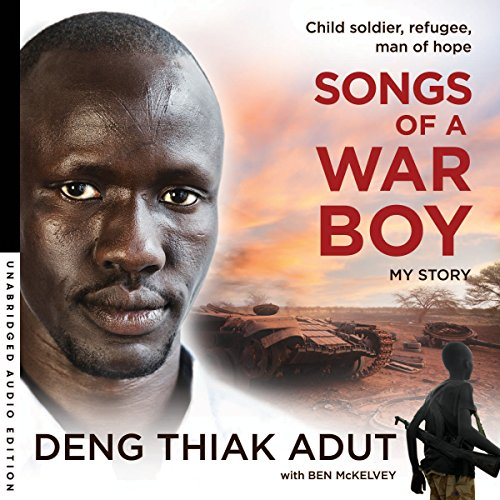 Songs of a War Boy cover art