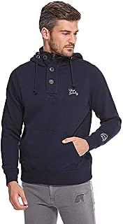 Tokyo Laundry Hoodies & Sweatshirts For Men, Dark Navy L
