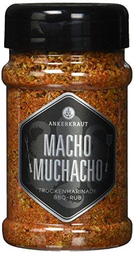 Ankerkraut Macho Muchacho im Streuer