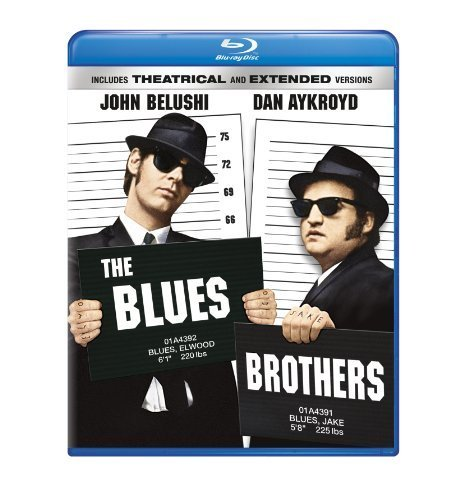 The Blues Brothers (Blu-ray + DVD + Digital Copy) by Universal Studios