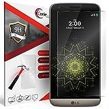Conie 9H1638 9H Panzerfolie Kompatibel mit LG G5, Panzerglas Glasfolie 9H Anti Öl Anti Fingerprint Schutzfolie für G5 Folie HD Clear