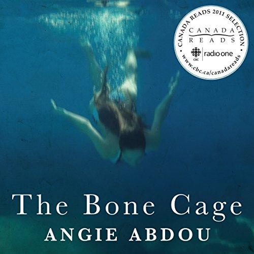 The Bone Cage audiobook cover art