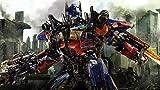 KJHJKH Rompecabezas Madera 1000 Comprimidos,Transformers Optimus Prime,Puzzle Creativo,La Mejor Decoración para El Hogar De Bricolaje,Educa Inteligencia Puzzle (75 x 50 CM)