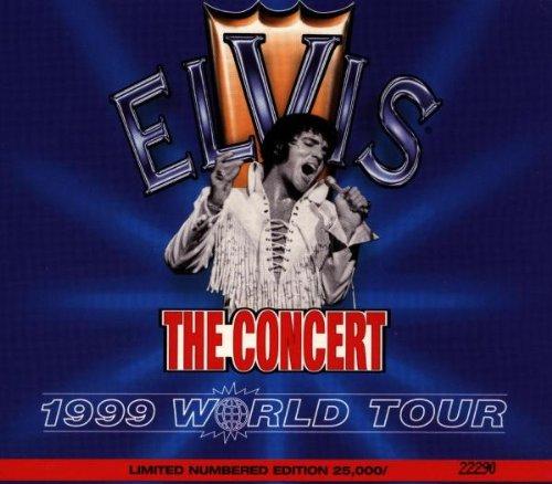 Elvis-the Concert