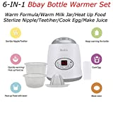 Travel Bottle Warmer for 120-300ML Bottles Mini Baby Bottle Warmer 5V...