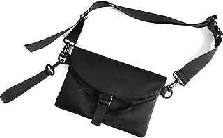 Yarratech Men's Mini Waterproof Crossbody shoulder bag messenger bag chest bag Handbag, for outdoor sports and leisure