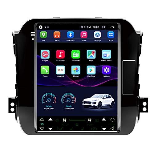 9,7 Pollici Navigazione GPS Autoradio Android 10.0 per K-IA SPORTAGE R 2011-2015, Autoradio Stereo Supporto GPS 4G WiFi AM FM USB Bluetooth Multimedia Mirror Link SWC