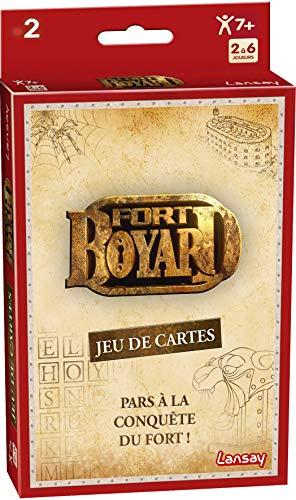 Fort Boyard - Jeu de Cartes - Lansay
