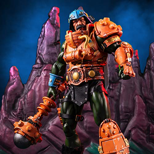 Mondo Tees Masters of The Universe: Man at Arms - Figura coleccionable (escala 1:6)
