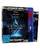 Mutant - Night Shadows - Platinum Cult Edition (Uncut + HD Remastered) (+ DVD) [Blu-ray] [Alemania]